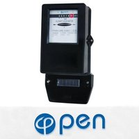 DEM082QP 3 phase 4 wire kwh meter