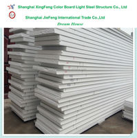 steel eps insulated interior wall panels