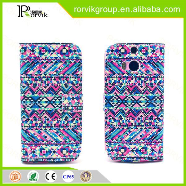 cell phone sticker card holder case card holder for HTC One M8