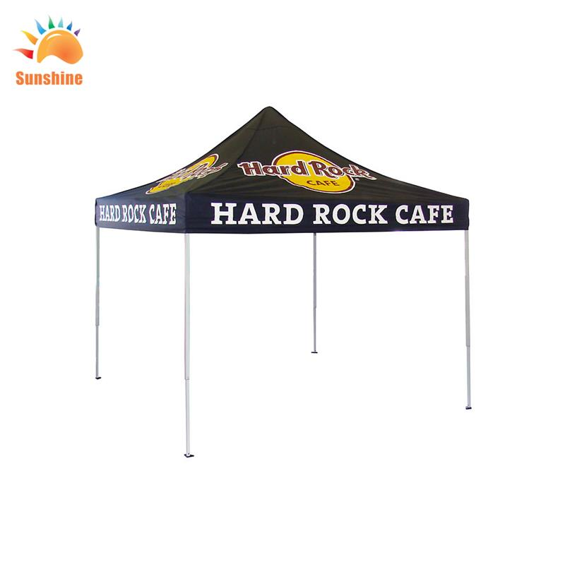 manufacturer factory wholesale china factory 10x10 feet outdoor or indoor exhibition folding tent