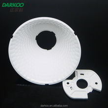 S13 White Reflector 85mm 85 degree COB LED Lampshade