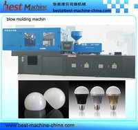 high quality and low price led lighting bulb One Step blow moulding machine