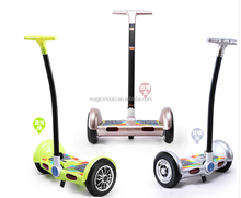 OEM new design 2 wheel city electric standing scooter mould, popular design balancing tire machine mold