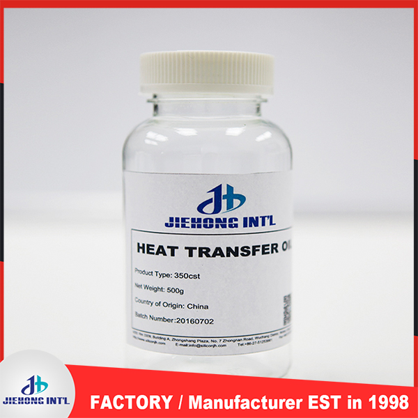 100% silicone heat transfer oil in application of water bath, Oil bath and as the heat carrier in the thermostat