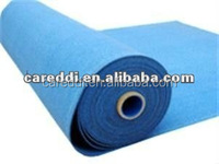 "Super Quality 1"" thick rubber flooring"