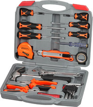 kraft world hand tool,25pcs home tools,economic tool set