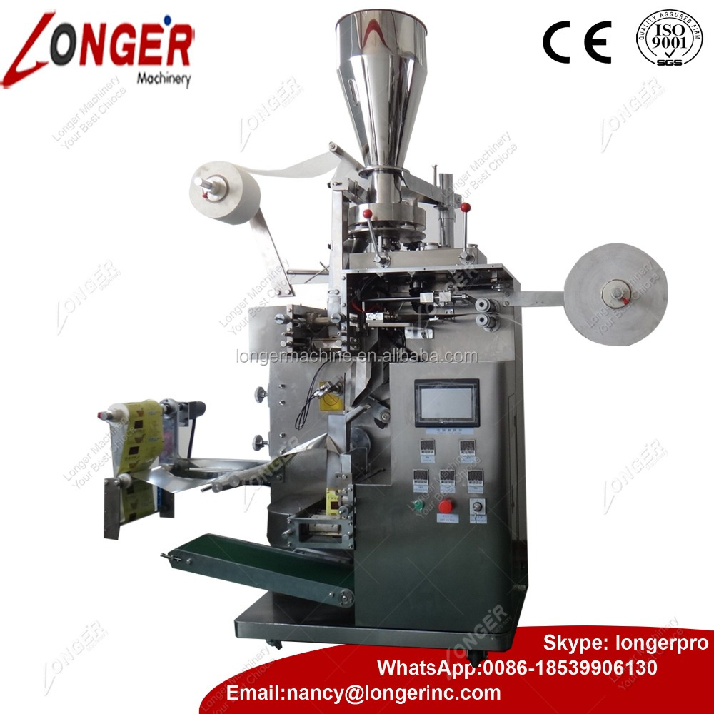 Filter Paper Tea Bag Packing Machine Multifunctional Tea Packing Machine