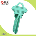 Nice Quality Aluminum Key Blank Custom SC1 blank key of Locks