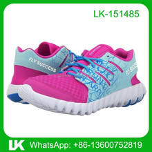 Latest design colorful sports running shoes
