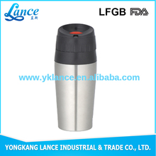 Promotion Stainless Steel Travel Mug coffee cup ceramic