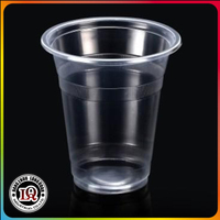 12oz disposable Transparent PP plastic cup