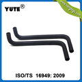 "YUTE made bulk formed radiator black epdm 3/4"" i/d rubber hose with iso/ts 16949"