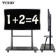 YCHD interactive LED school touch writing board for kids