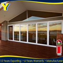 NEW arrival international standard YY shanghai aluminum sliding window with mosquito net