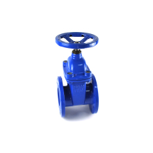 Water gas oil media low pressure carbon steel cast rising stem ansi 150 wedge gate valve api