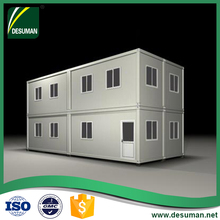 DESUMAN china lowes prebuilt storage sandwich panel prefab shipping container homes