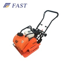 Small Manual Vibrator Soil Compactor For Road Construction