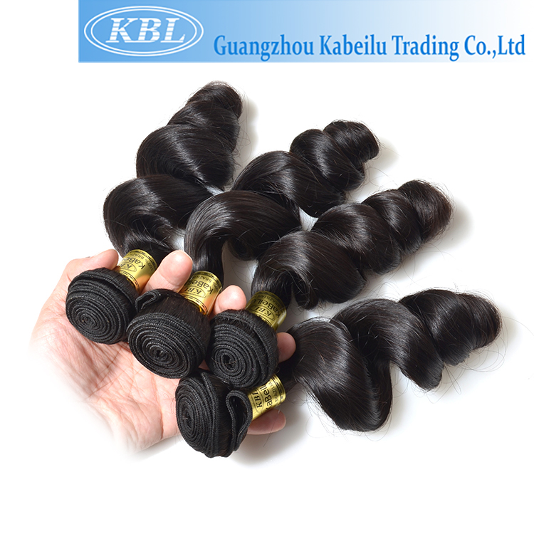 KBL guangzhou brazilian hair weft,loose wave brazilian hair price in zimbabwe,9a mink brazilian hair imported