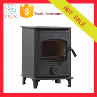 indoor factory direct sale cast iron wood burning stove for sale