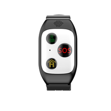 Three Keys Elderly Fitness Tracker Heart Rate Monitor <strong>Smart</strong> <strong>Watch</strong>