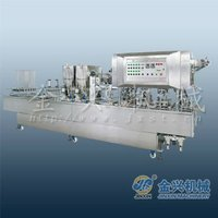 high speed JinXin brand plastic cup automatic sealing machine