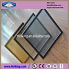 Thriking glass double glazing glass price with high quality