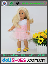 beautiful doll clothing boneka doll party dress