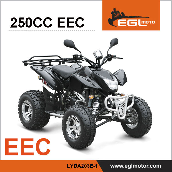 EEC Certified 250cc All Terrain Buggy Car Atv