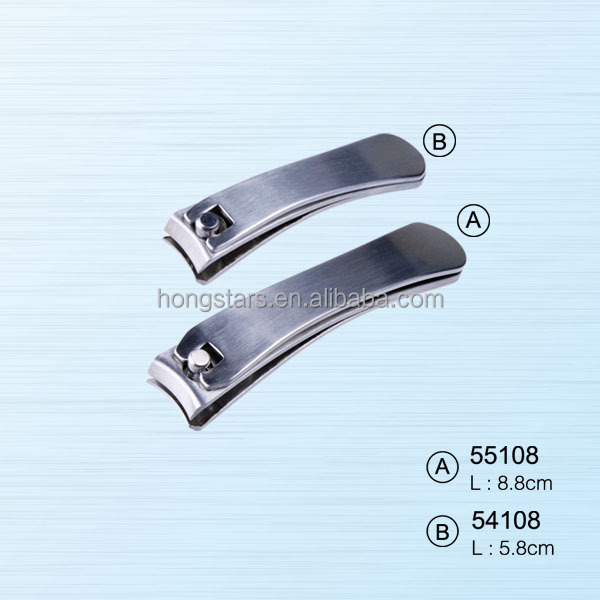 Stainless Steel Finger And Toe Nail Clippers