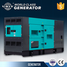 1500RPM Soundproof Type 50HZ 400V 200KVA Diesel Generator With ATS