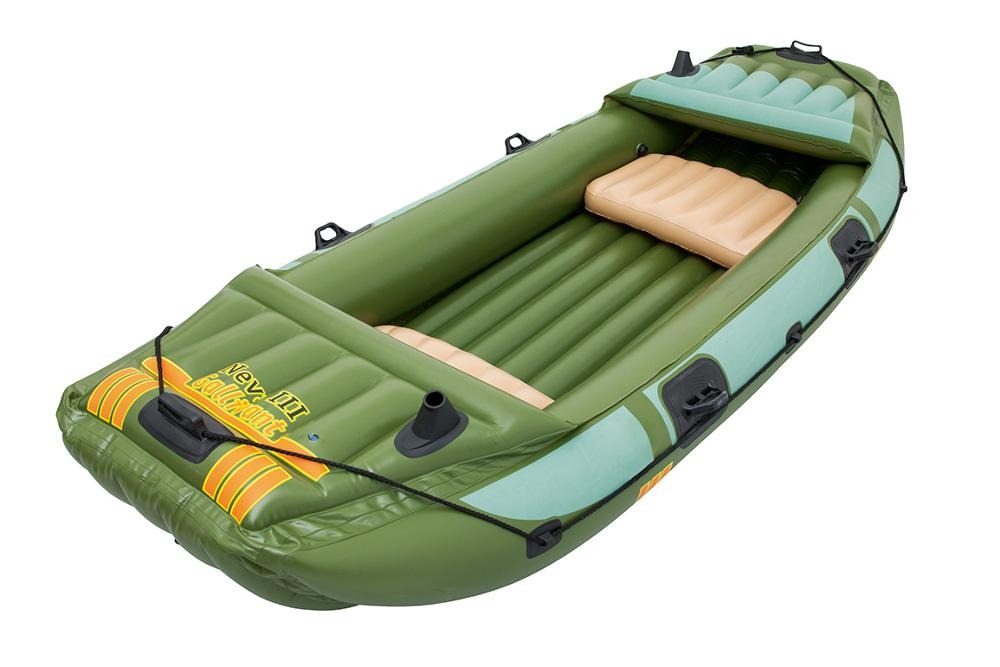 Water Sports Entertainment Rowing Inflatable canoe fishing boat