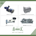 G Series mono screw pumps from Manufacturer