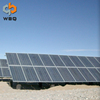 Adjustable Angle Solar Panel Ground Mounting System
