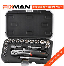"2017 FIXMAN 3/8"" Dr. Socket Set hand tool kit mechanical tool kit"