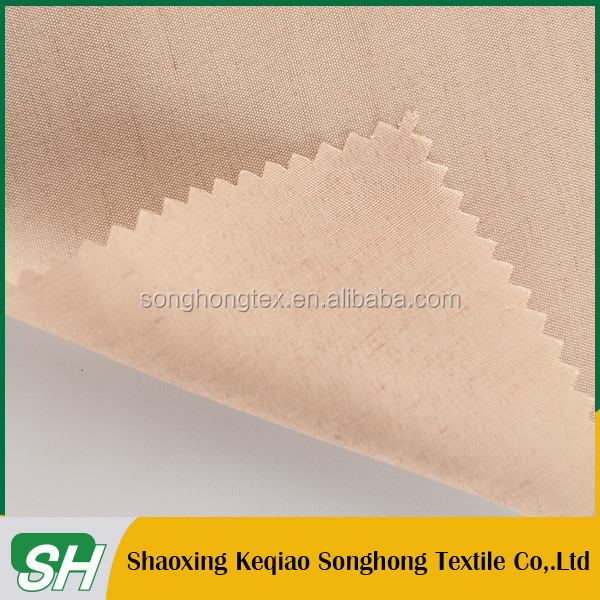 Customized high quality cotton polyester upholstery fabrics twill lining fabric used for chair cover/shoes/sofa fabric