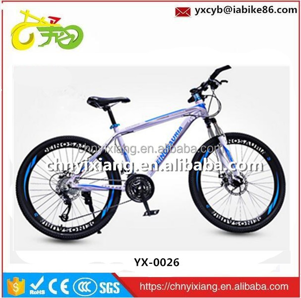 China Hebei factory adult bicycle 26inch free style cheap wholesale mountain bike for sale