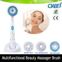 professional factory product electric massage brush deep cleaning and body massage brush