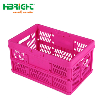 Supermarket Collapsible Shopping Basket