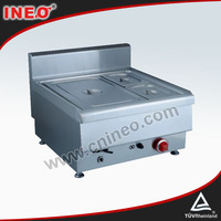 Gas Bain Marie Cooking Equipment