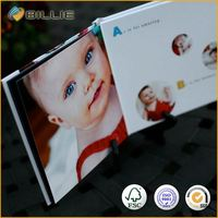 Professional pvc sheet photo book