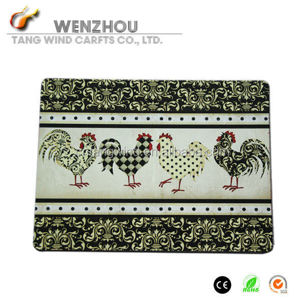 TW297 Custom Lace Recycled Paper Placemats