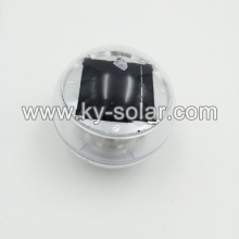 Hot Sales solar outdoor led light ball changing color color changing