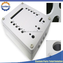 CNC turning milling machine made high demand aluminum machining parts