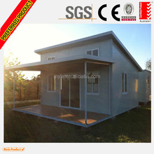 granny flat cabin- relocated house-bungalow 26sqm prefabricated house