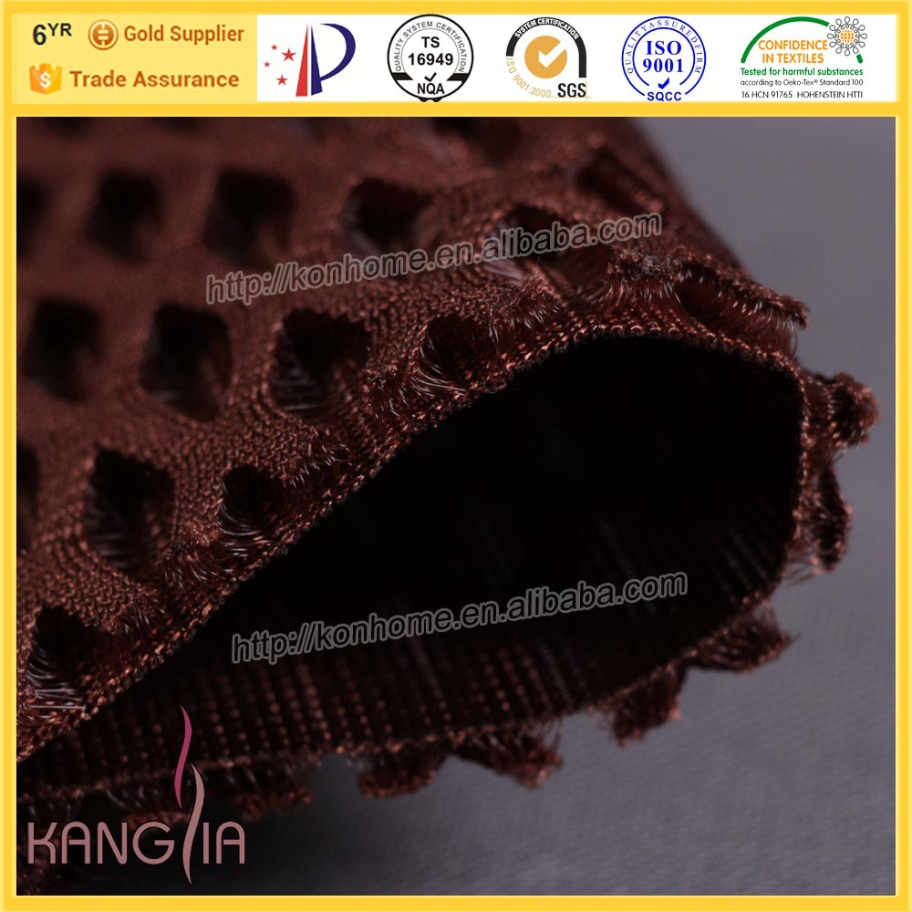 Quick Dry Polyester Air Mesh Fabric for Car Seat Cover Material