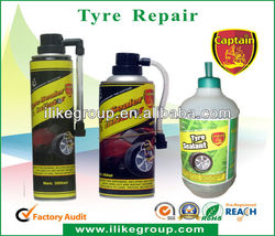 Tire Sealer and Inflator,Tire Sealant Puncture Seal (2013 Canton Fair))