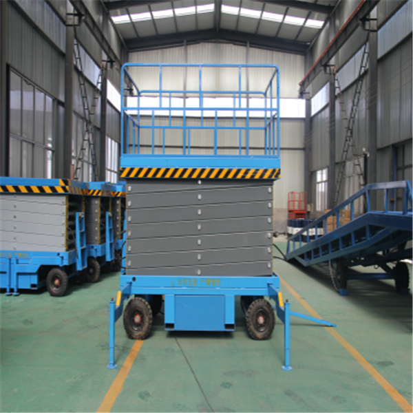 High quality self-propelled scissor Lift