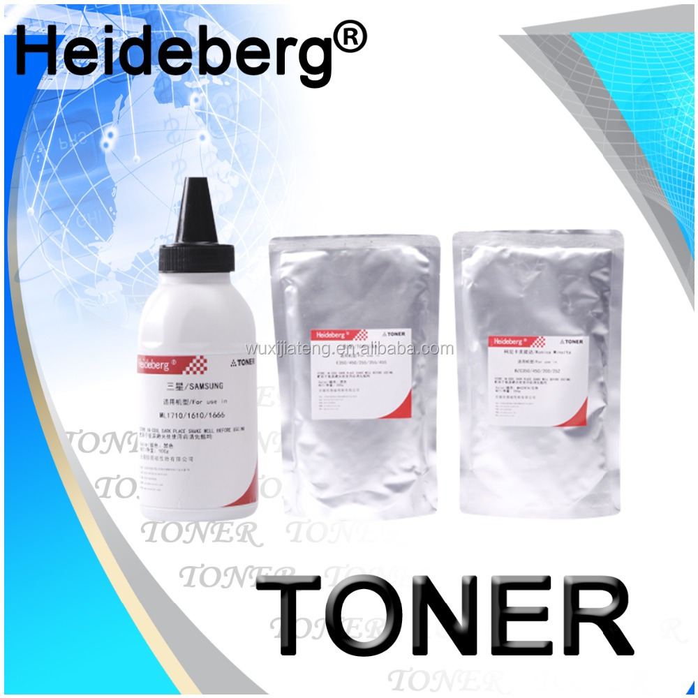 Compatible feature and ricoh compatible brand toner powder aficio 1610