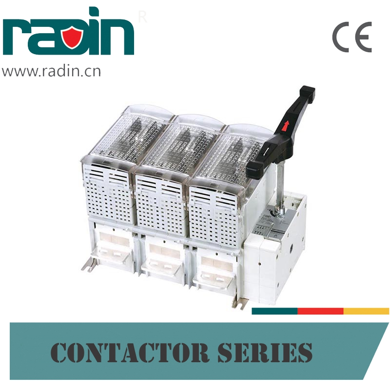 RDGLR changeover load isolation switch Automatic AC DC contactor
