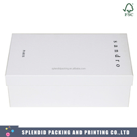 China Supplier Custom Logo Luxury Paper